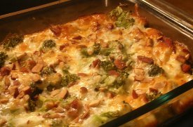 Alternative Broccoli Casserole