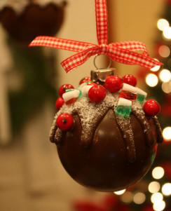 Chocoholic's Dream Ornament