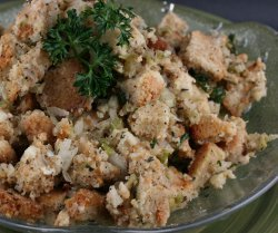 Perfect Homemade Stuffing
