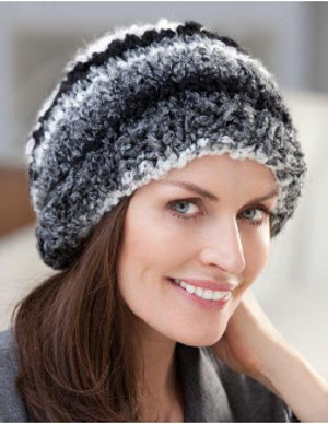 Quick and Easy Knit in the Round Hat