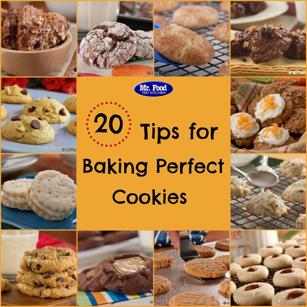 Kitchen For Baking ~ Tips for baking perfect cookies mrfood