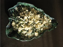 Carefree Creamed Spinach