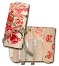Placemat Travel Jewelry Case