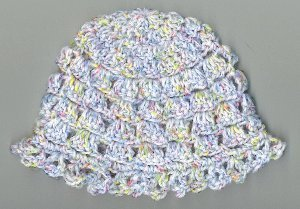 Rainbow Hat for Baby