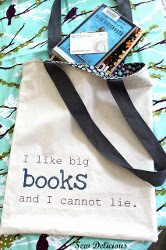 Big Books Library Bag