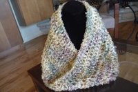 One Hour Mobius Cowl