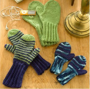 Beginner Mittens for All