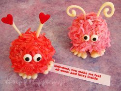 Loveable Cake Ball Creatures
