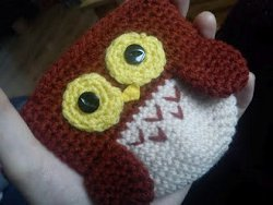 Owl Coin Purse Pattern
