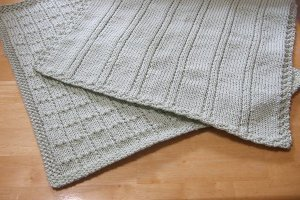 feae6f810 Simple Lines Baby Blankets
