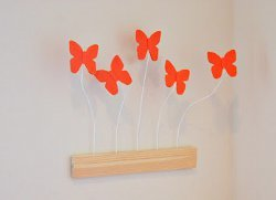 Scrappy 3D Butterfly Art