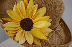 Bright and Beautiful Sunflower Accessory