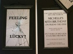 Friday the 13th Party Invites