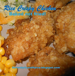 Rice Crispy Chicken