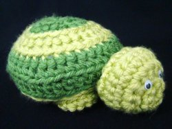 Toddler Turtle Pillow