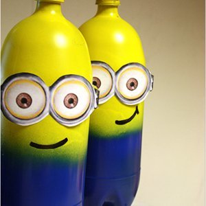 Despicable Me Minion Bowling