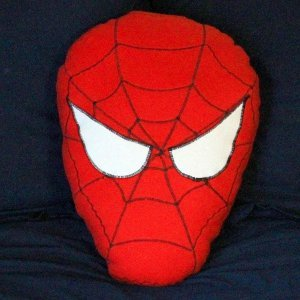 Spider-Man Throw Pillow