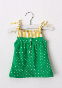 Simple Baby Dress Allfreesewing Com
