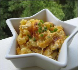 Oven Baked Macaroni and Cheese