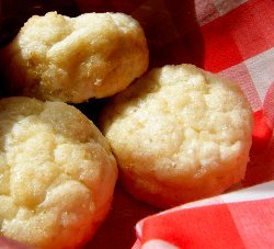 Easy Low Carb Gluten Free Biscuits