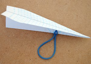 Catapult Paper Airplanes