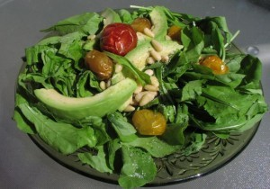 Quinoa Salad with Chickpeas and Paprika Vinaigrette