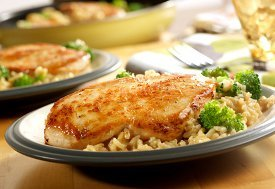 Quick Amp Easy Chicken Broccoli Amp Brown Rice Recipelion Com