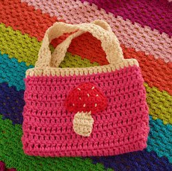 Beginner Appliqued Handbag