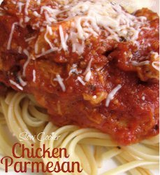 Cheesy Chicken Parmesan