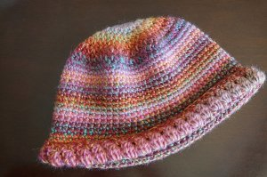 Abstract Color Beanie