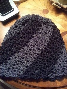 This Slouchy Spiral Hat has a unique look when you use multiple colors  while working it up. As you follow the crochet instructions you ll start to  notice a ... 5e0079c59f2