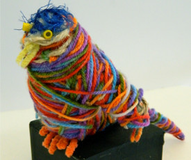 Use Your Yarn Animal Sculptures