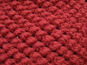 Raspberry Crochet Stitch