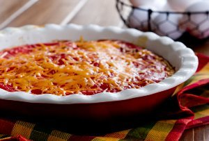 Chile Cheese Casserole