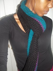 Quick and Easy Scarf