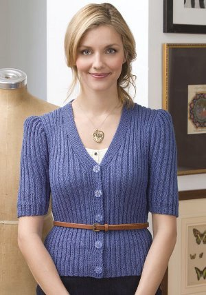 Downton Abbey Cardigan