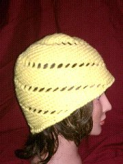 Lemon Twist Hat