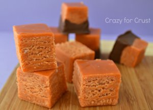 Butterfinger Fudge