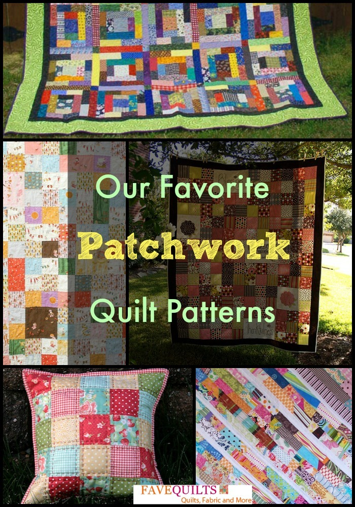 Our Favourite Tree Guide Trees Of The Carolinian Forest: 33 Of Our Favorite Patchwork Quilt Patterns