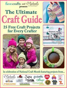 The Ultimate Craft Guide: 25 Free Craft Projects for Every Crafter