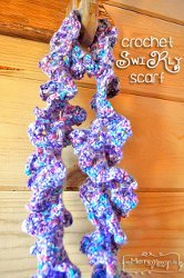 Girly Swirly Scarf