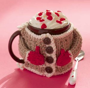 Simple Sweater Mug Cozy