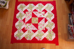 Fancy Fat Quarter Pattern