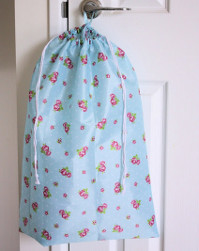 Lickety Split Laundry Bag
