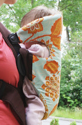 Baby Carrier Slip Cover