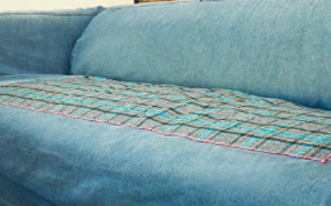 Patch a Couch Cover