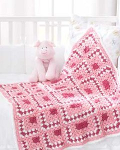 Baby Blocks Blanket