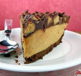 Perfect Peanut Butter Cup Pie