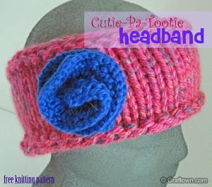 e8cb5918e15 Cutie Pie Headband