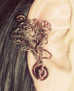Wiry Ear Cuffs